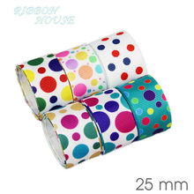 (6 смешанных лент) лента Grosgrain печатная Милая Цветочная кружевная ткань атласные ленты для ручного DIY Обертывания подарков(Китай)