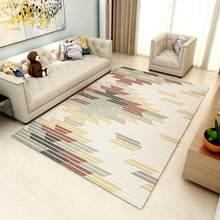 Горячая Распродажа, современный деревянный пол в японском стиле для гостиной, нескользящий противообрастающий ковер для спальни, гостиной,...(Китай)