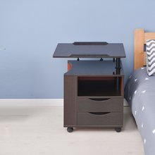 Ноутбук кровать лоток подставка Scrivania Biurko Escritorio De Oficina небольшой Регулируемый прикроватный столик стол для учебы компьютерный стол(Китай)