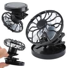 Новый мини портативный подвесной шейный вентилятор, USB Перезаряжаемый двойной вентилятор, кондиционер, складной ручной настольный бесшумн...(Китай)