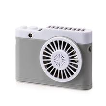 Перезаряжаемый портативный охлаждающий вентилятор с питанием от Usb, портативный мини-вентилятор, оригинальный маленький бытовой электропр...(Китай)