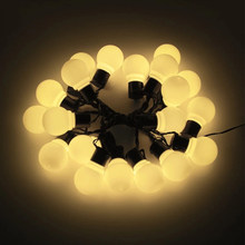 5 м 20 светодиодный светильник на солнечной батарее для свадьбы, сказочный светильник на Рождество, светодиодный светильник с глобусом, свет...(Китай)
