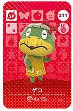 Новая английская версия Amiibo Card NS Game Series 3 (201-240), карточка для скрещивания животных, работает для(Китай)