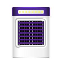 S9 Кондиционер мини портативный кондиционер вентилятор домашний холодильник воздушный охладитель 10 регулируемый светодиодный USB вентилято...(Китай)