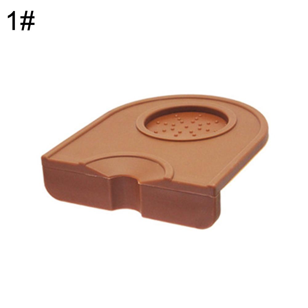 Нескользящий гибкий силиконовый коврик для кофе, подставка для эспрессо, база 2020(Китай)