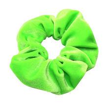 1 шт. бархатные резинки для волос, женские резинки для волос, мягкие радужные резинки для фиксации хвостиков, повязка на голову, аксессуары д...(Китай)