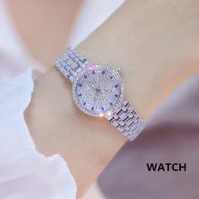 Женские часы, роскошные брендовые часы, браслет, водонепроницаемые, Прямая поставка, 2020, бриллиантовые женские наручные часы для женщин, ква...(Китай)