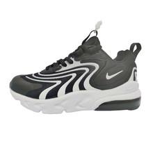 Nike Air Max 270 TS детская беговая Обувь противоскользящие уличные кроссовки для мальчиков дышащие детские школьные туфли оригинальные(Китай)