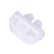 CPAP Электрический Анти нос храп устройство очиститель воздуха фильтр нос зажим на вентиляцию храп респиратор устройство против храпа(Китай)