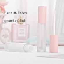 1 предмет. Пустые тюбики для блеска для губ контейнеры для крема банки DIY инструменты для макияжа Косметический прозрачный бальзам для губ м...(Китай)