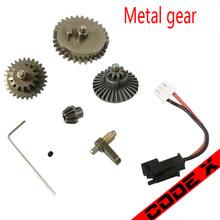 Кодовая X гелевая пескоструйная игрушка RX AKM 47, металлическая крышка для журналов, нейлоновая коробка передач, аксессуары RX AK47(Китай)