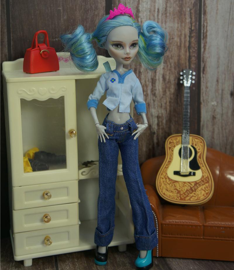 Новинка 2020, комплект одежды для куклы, костюм для куклы, 30 см, аксессуары для куклы, подарок для девочки, игрушка, Детская кукла(Китай)