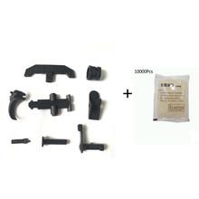 Cod X Gel Blaster RX AKM 47, игрушечный пистолет, черный нейлон, запасные части, аксессуары для игрушечного пистолета(Китай)