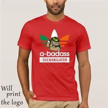 Addidas Shenanigator ирландский тренд на заказ эксклюзивная футболка толстовка свитер одежда кружка(Китай)