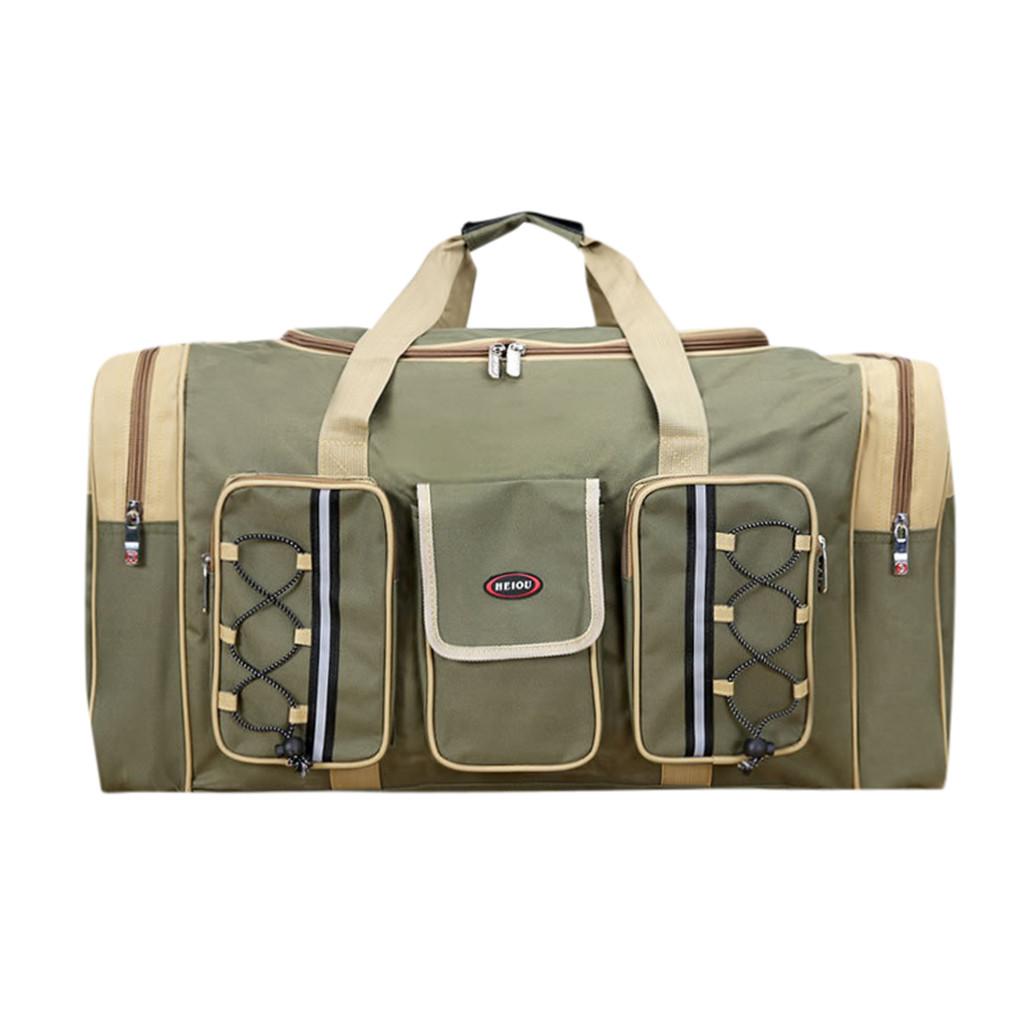 Хит, мужская сумка для путешествий, вместительная, женская, для багажа, для путешествий, сумки для путешествий, мужская, холщовая, большая, дл...(Китай)