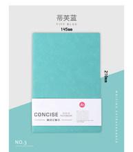А5 записная книжка из искусственной овечьей кожи 80 листов ежедневник планировщик дневник повестка дня 2020 записная книжка для офиса школьны...(Китай)