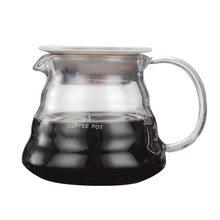 Капельная Кофеварка из нержавеющей стали с гусиной шеей, чайник, чайник, Кофеварка, бутылка-измельчитель, кухня 1Л/1,2л #25(Китай)