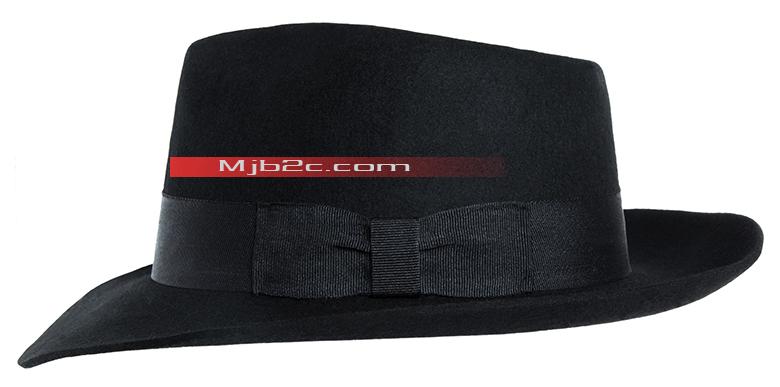 Wholesale Michael Jackson Hat Jackson Topper Black Michael Apparel ... 4abfc4c5bd89