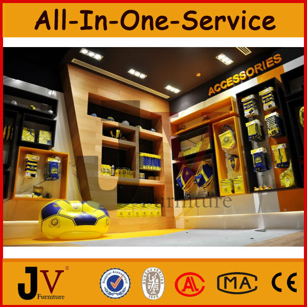 High Quality Furniture Stores: High Quality Store Display Furniture For Retail Sports
