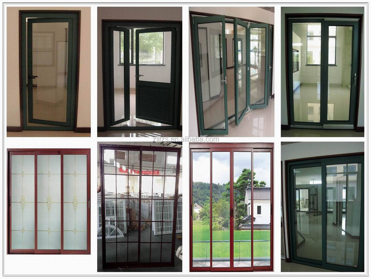 Puertas corredizas de aluminio para exteriores - Puertas acristaladas exterior ...