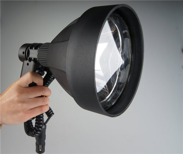 Rechargeable Battery Operated Cree Torch Handheld 12v