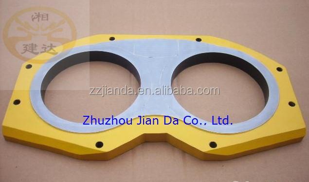 Putzmeister Concrete Pump Spare Parts Spectale Wear Plate