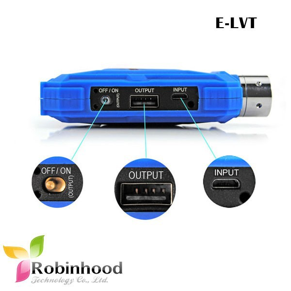 China wholesale E-lvt kits Multi-fonction e cigarette elvt e