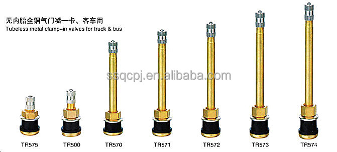 Automotive Tire Valves For Any Tire Sizes Lighted Valve