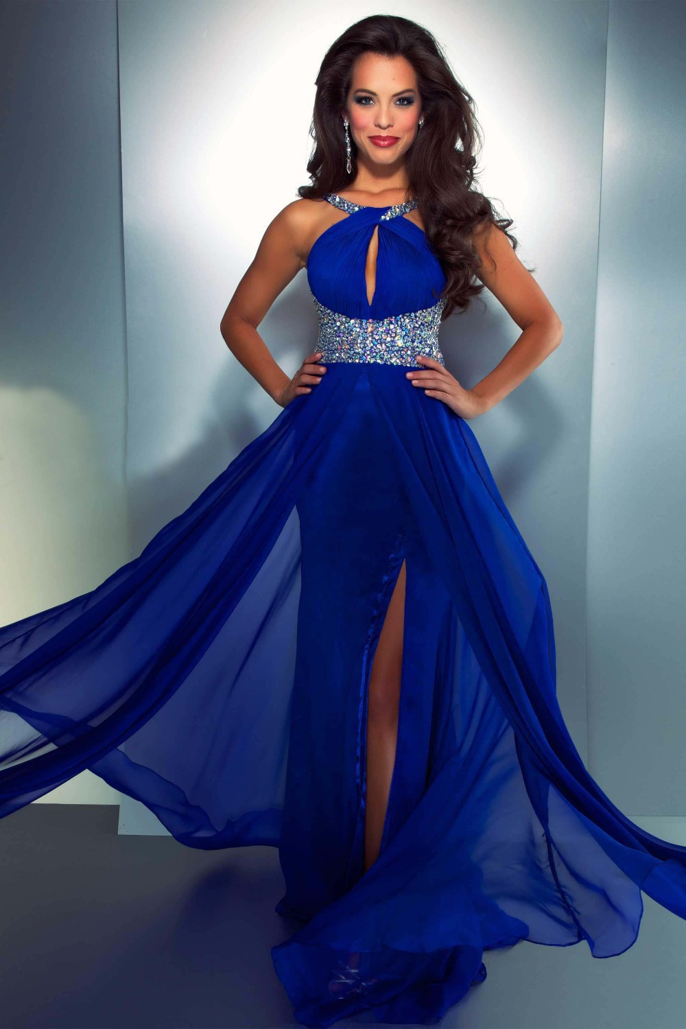 Vintage amp Retro Prom Dresses  From Fit N Flare To Skater