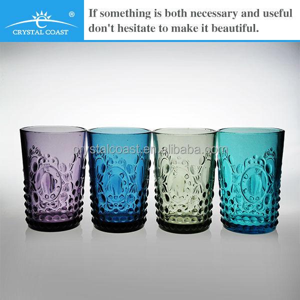 gros belle r el color potable verre d 39 eau set pour. Black Bedroom Furniture Sets. Home Design Ideas