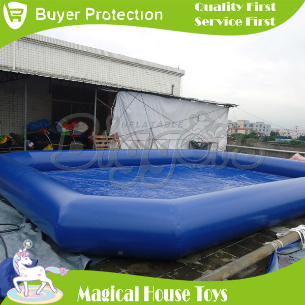 Commercial above ground pool large inflatable swimming - Commercial above ground swimming pools ...