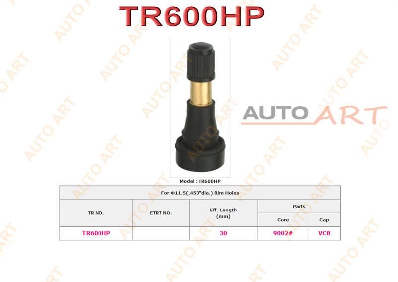 10 qty TR600HP TR-600HP Truck Tire Valve Stems High Pressure Brass *FREE SHIP*