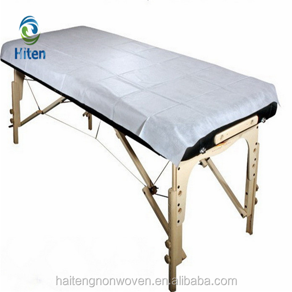 Nonwoven Fabric Disposable Massage Table Cover Buy