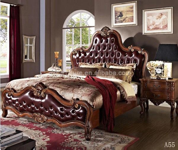 Classic Italian Provincial Bedroom Furniture Set View