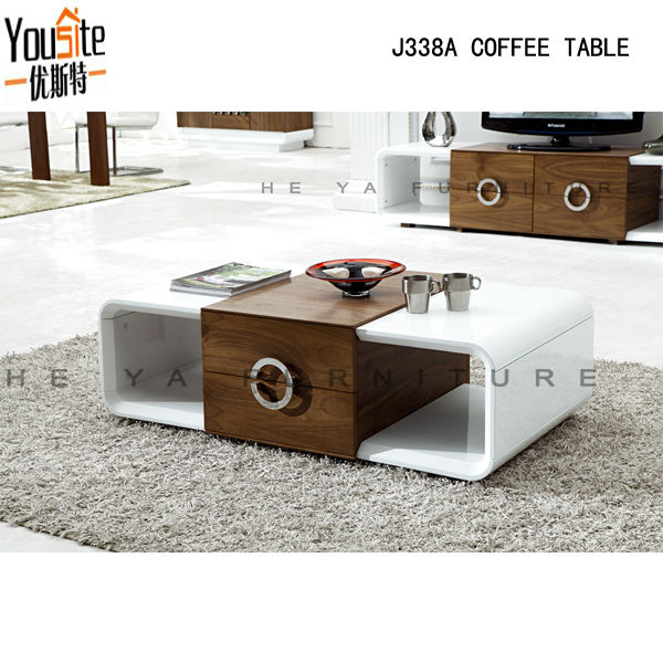 fancy design high gloss lcd wooden coffee table view coffee table yousite product details from. Black Bedroom Furniture Sets. Home Design Ideas
