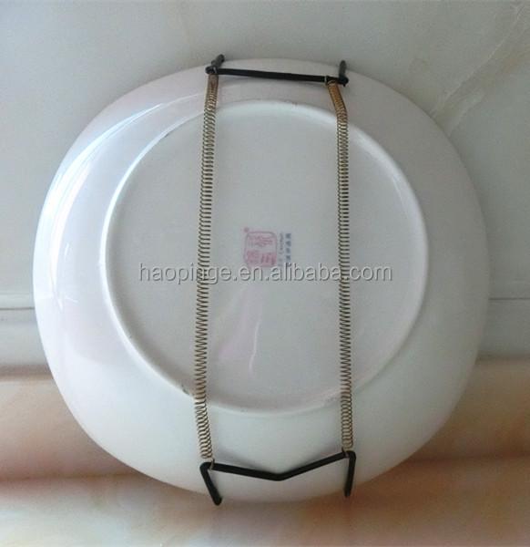 Wire Spring Plate Display Hanger Adjustable Spring Plate