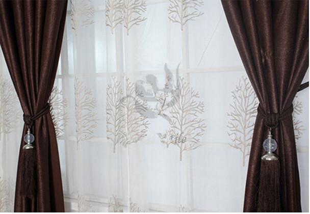2017 Fashionable Arabic Curtains Fabric Home Fashion Curtain