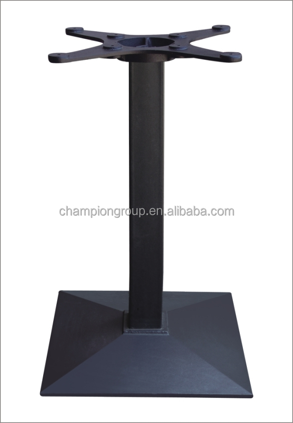 Cast Iron Restaurant Table Base Table Stand Feet Outdoor
