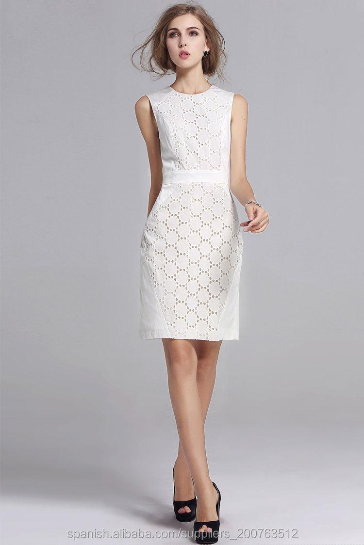 b6eed3cbb Imagenes de vestidos de coctel blancos – Vestidos de boda