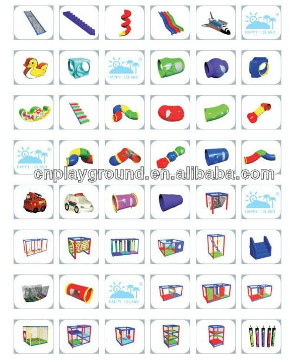 A Sample Indoor Playground Business Plan Template