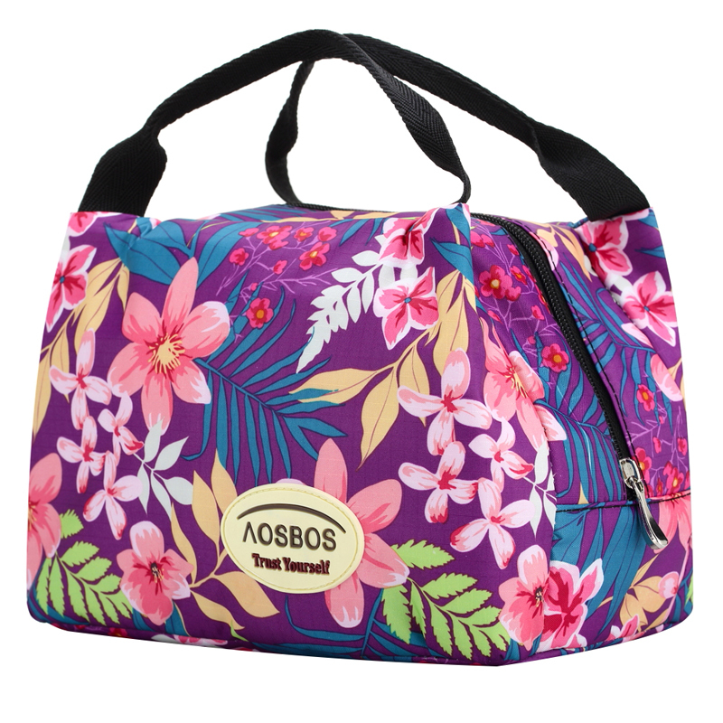 2015 New Fashion Lancheira Lunch Bags Cooler Insulated