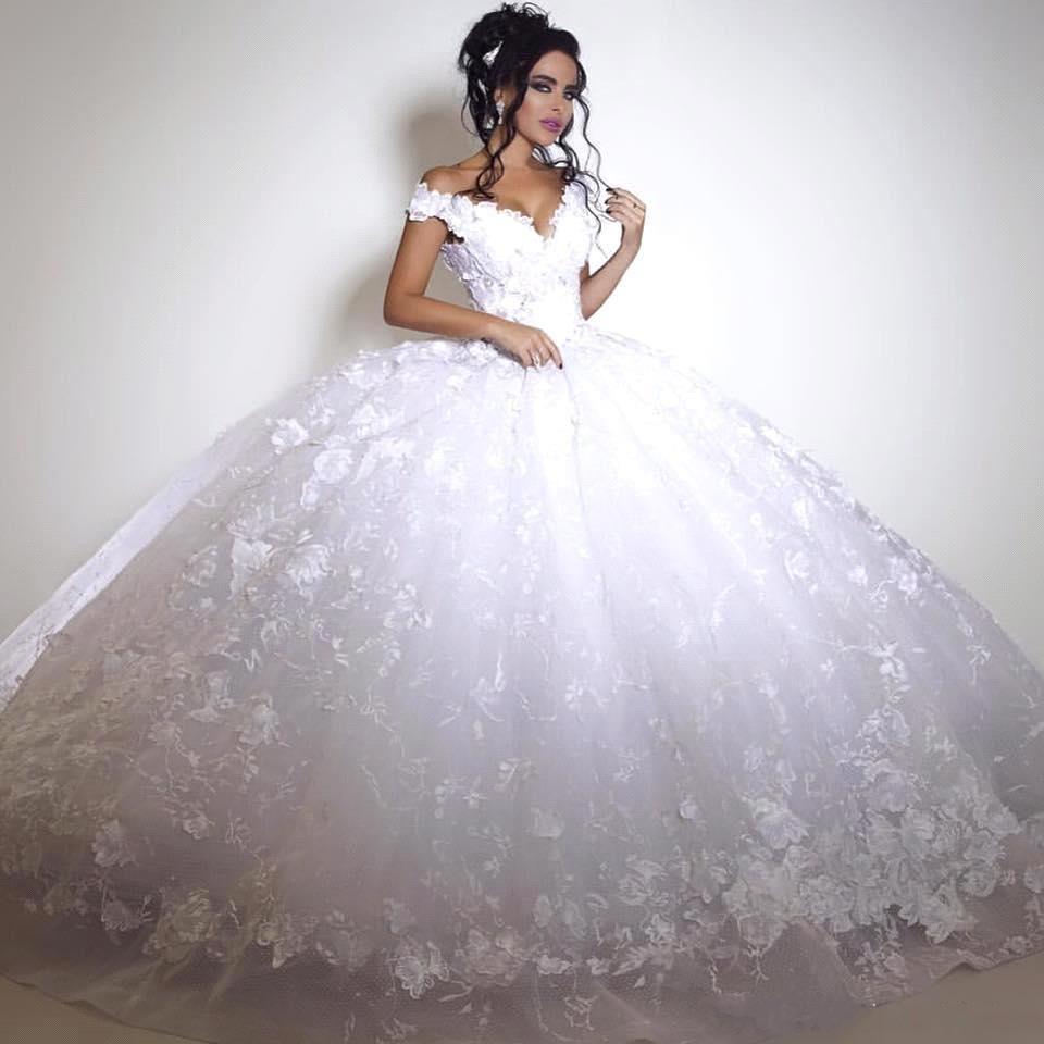 Online Get Cheap Cinderella Gown Aliexpress Com: Online Get Cheap White Camo Wedding Dresses -Aliexpress