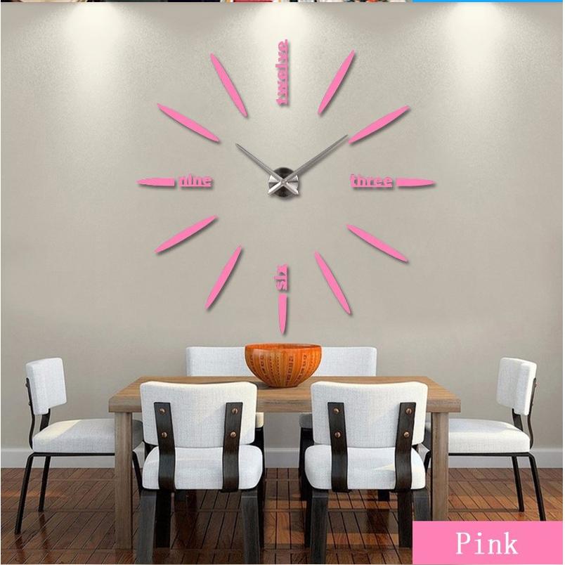 horloge murale pour salon. Black Bedroom Furniture Sets. Home Design Ideas