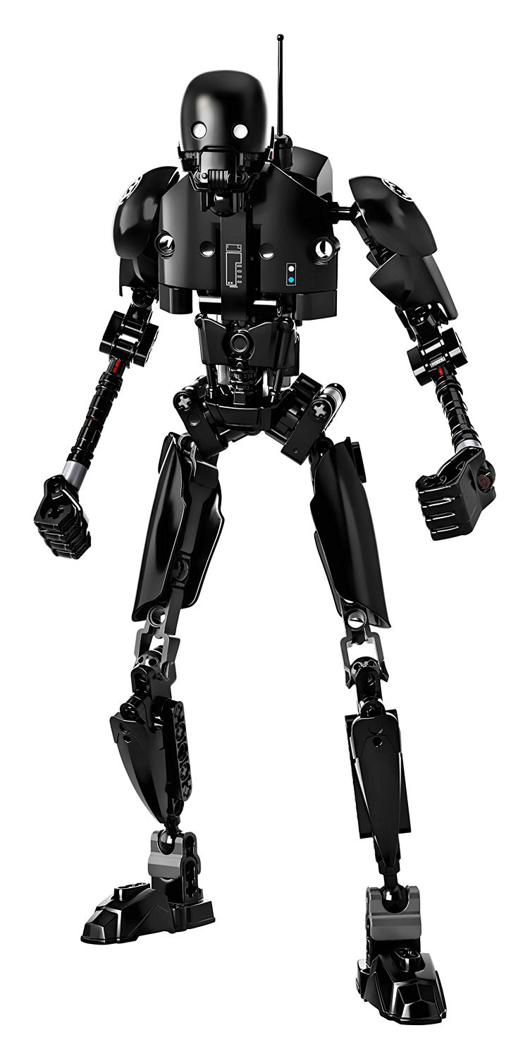 Star Wars K-2SO Building Blocks Sets Kids Model Brick Figure Toys Compatible Lego.