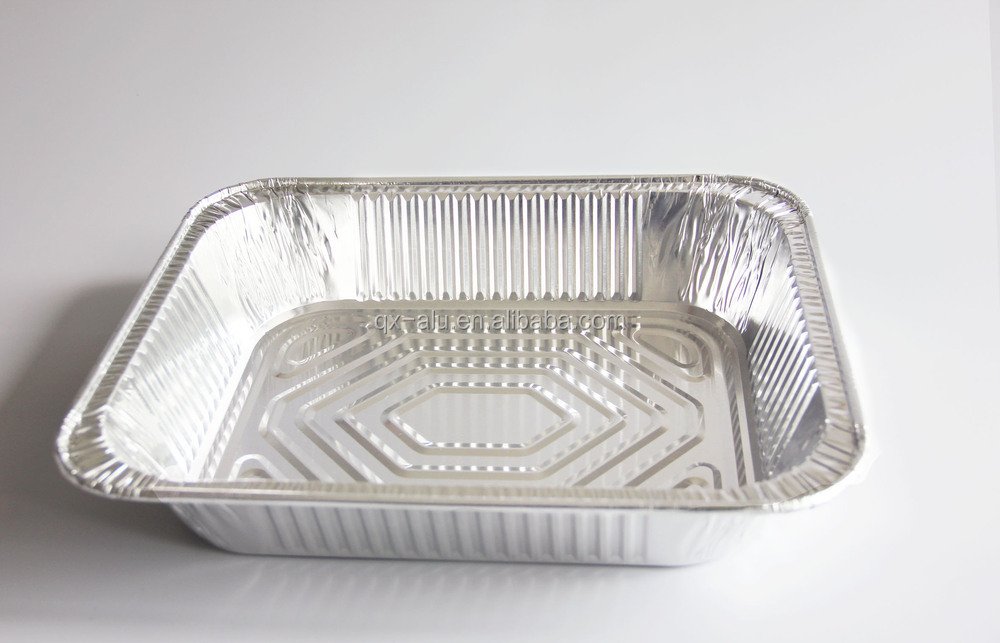 Rectangular Disposable Foil Oven Tray Buy Disposable