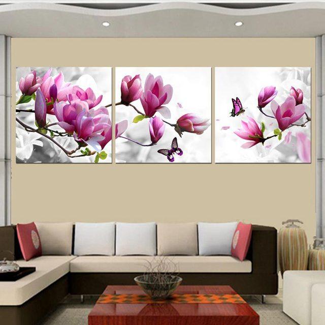acheter toile peinture par num ros affiche sans cadre peintures murales. Black Bedroom Furniture Sets. Home Design Ideas