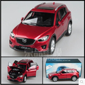 Mazda CX 5 1 18 Original simulation alloy car model Japan SUV red blue Collection gift