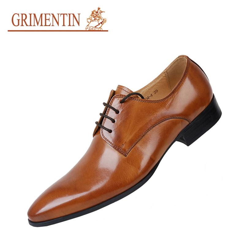 Men Italian Dress Shoes 113