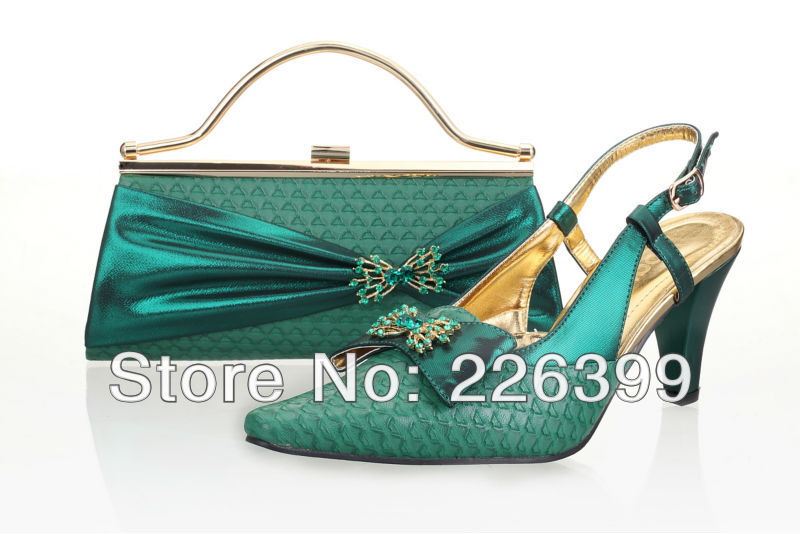 Ladies Italian Shoes And Matching Bags
