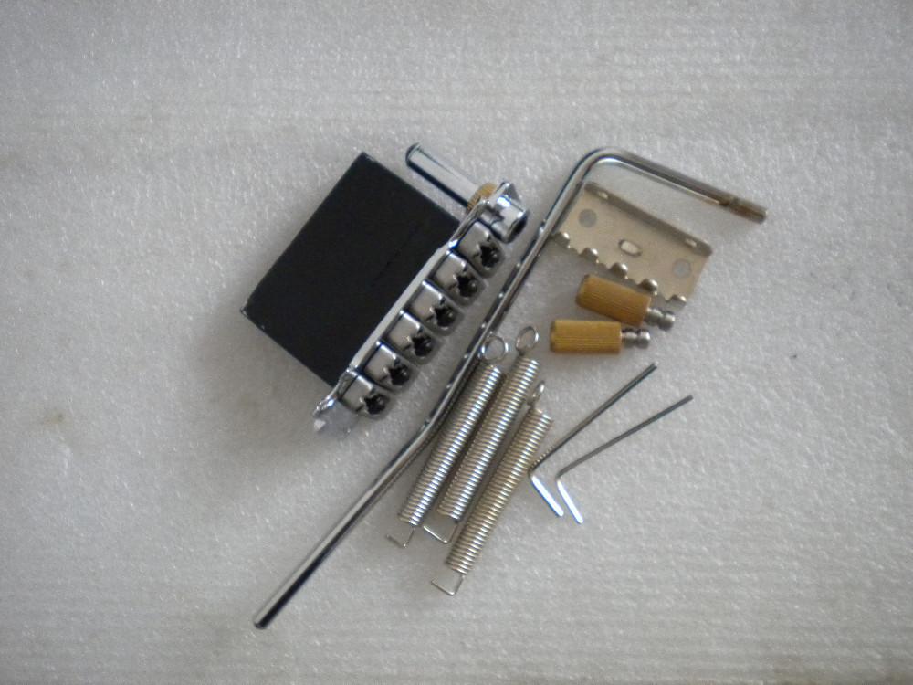wilkinson wvs 50 iik guitar parts double locking tremolo system bridge tailpiece from korea. Black Bedroom Furniture Sets. Home Design Ideas